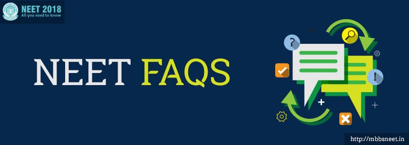 NEET FAQs