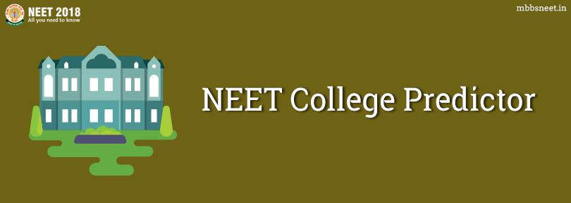 NEET College Predictor
